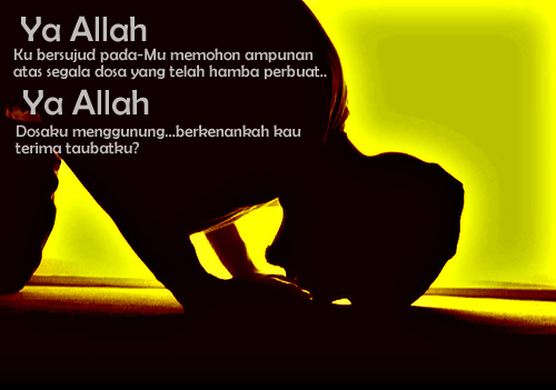 Sunnah Anjuran Shalat Taubat