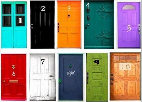 Memilih Pintu Surga