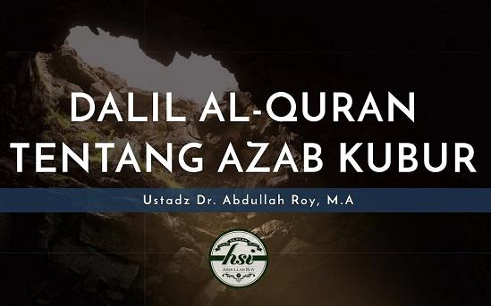 Pembicaraan Siksa Kubur dalam Al-Qur'an