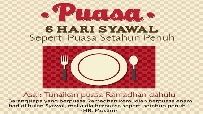 Seputar Puasa Syawwal